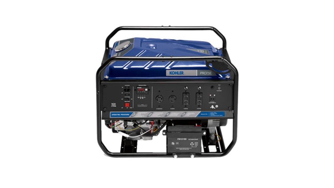 Generador transportable