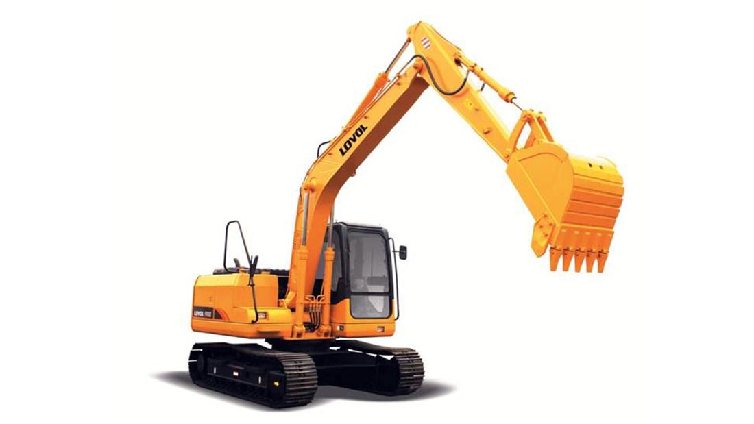 Excavadora Lovol - FR150