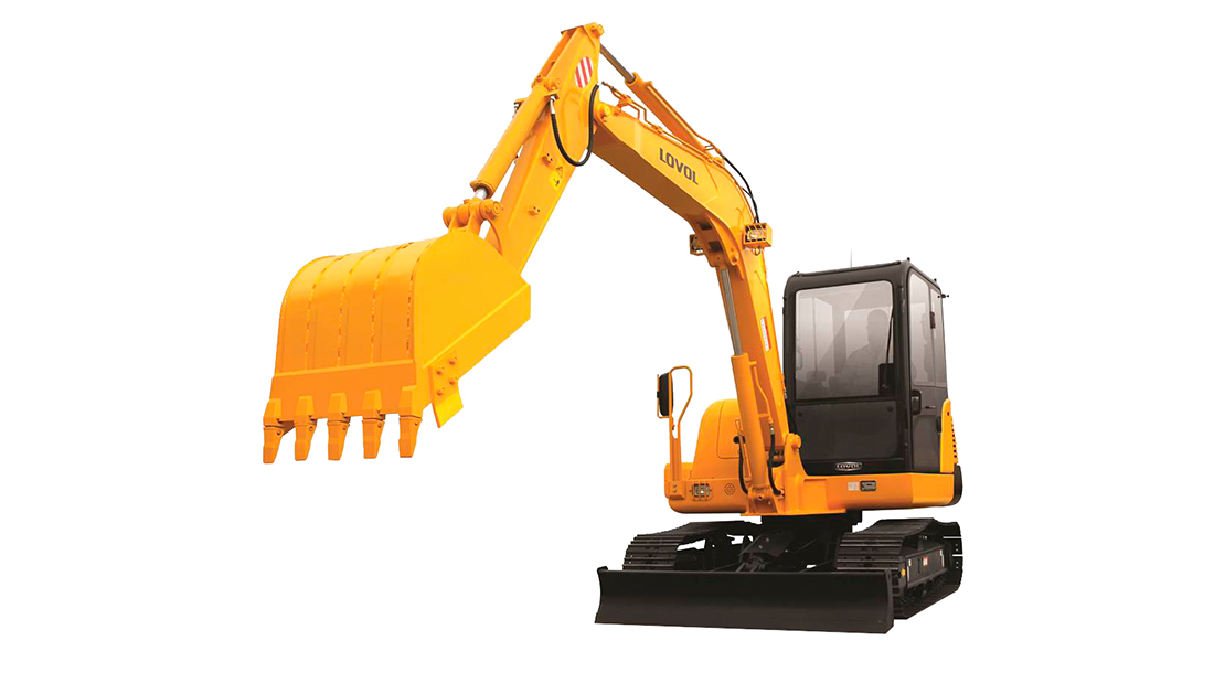 Excavadora Lovol - FR60