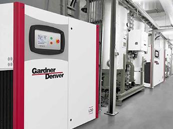 Compresores Gardner Denver